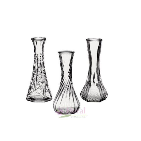 Basic Bud Vase Basic 6 Tall X 1 18 Opening Potomac Floral