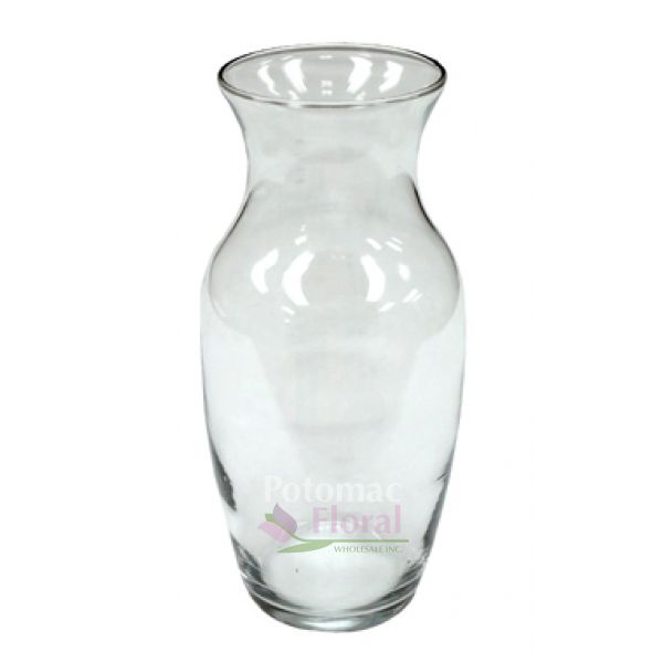 Tulip Vase 7 38 Tall X 2 Opening Potomac Floral Wholesale