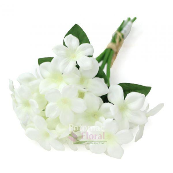 Silk stephanotis bundle x 5 potomac floral wholesale mightylinksfo